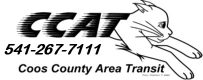 Coos County Area Transportation District (CCAT)