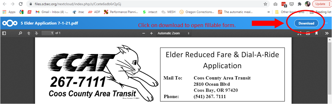 Click on download to open fillable file.